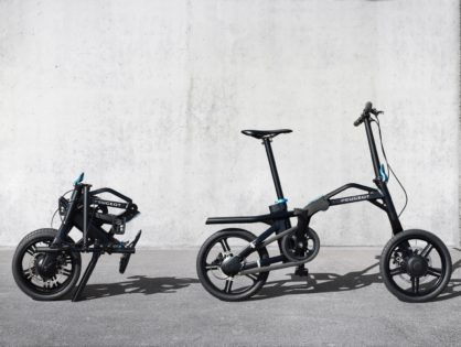 eF01: a Peugeot új elektromos kerékpárja
