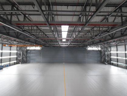 Új karbantartó hangárt nyitott a WIZZ