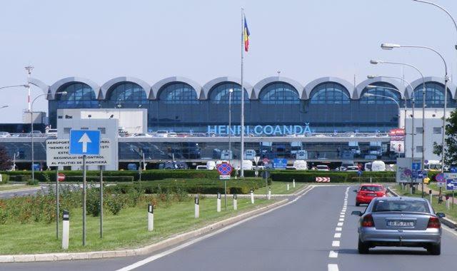 Újabb terminál a bukaresti repülőtéren