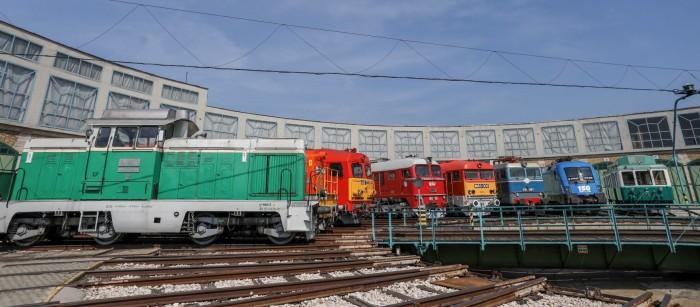 Nemzetközi vasúti járműparádé