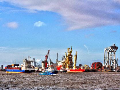 Gyors, menetrendszerű tehervonatok Rotterdamba