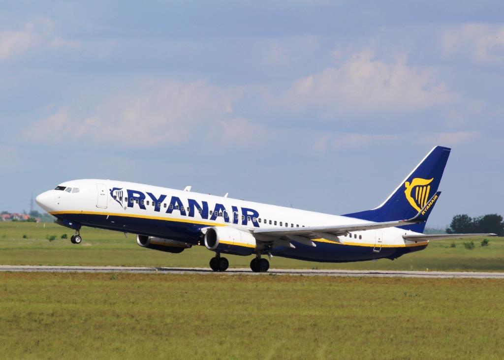 Ryanair: irány Itália!