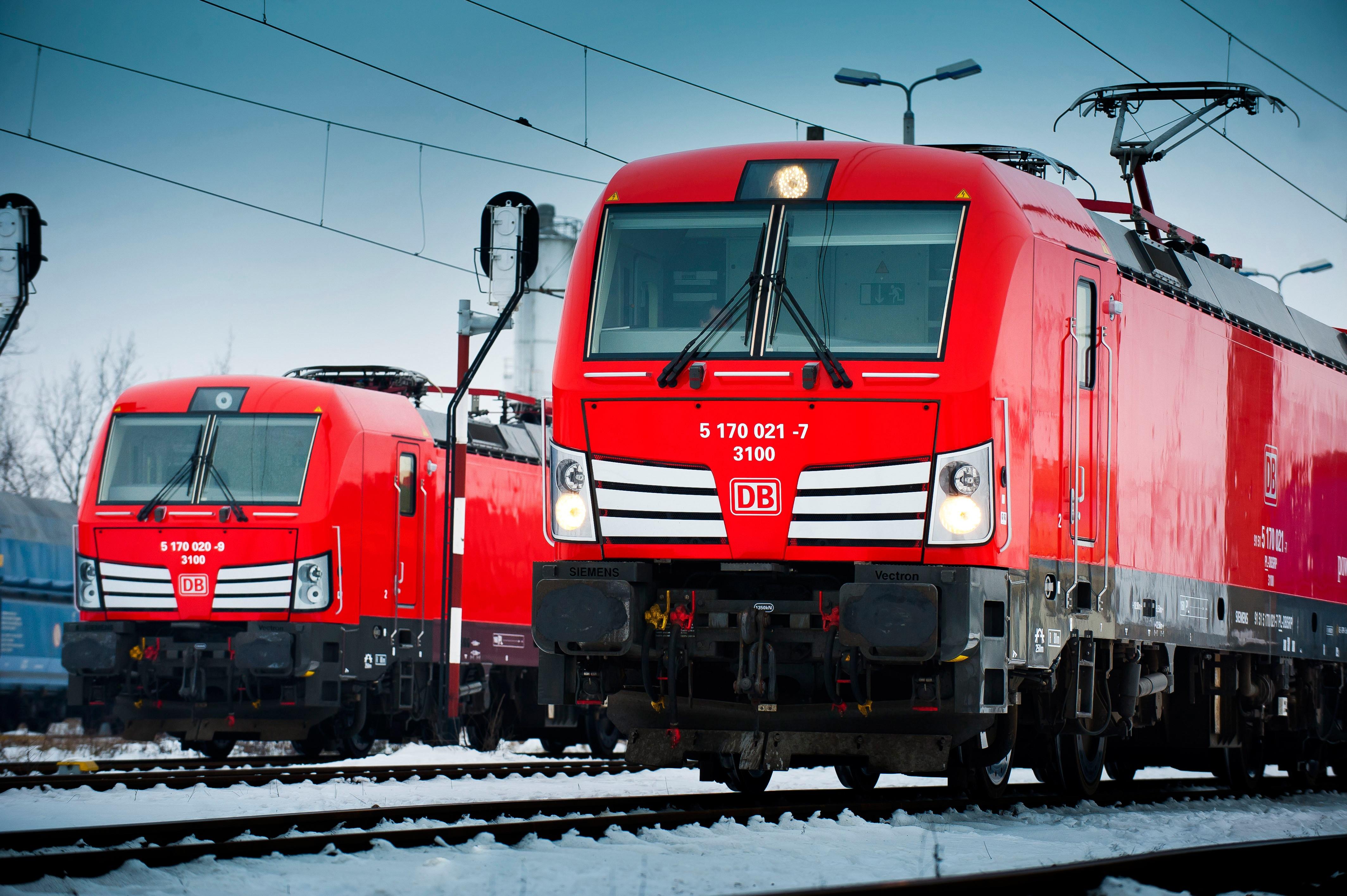 Szenzorokkal ellenőrzött vonatok