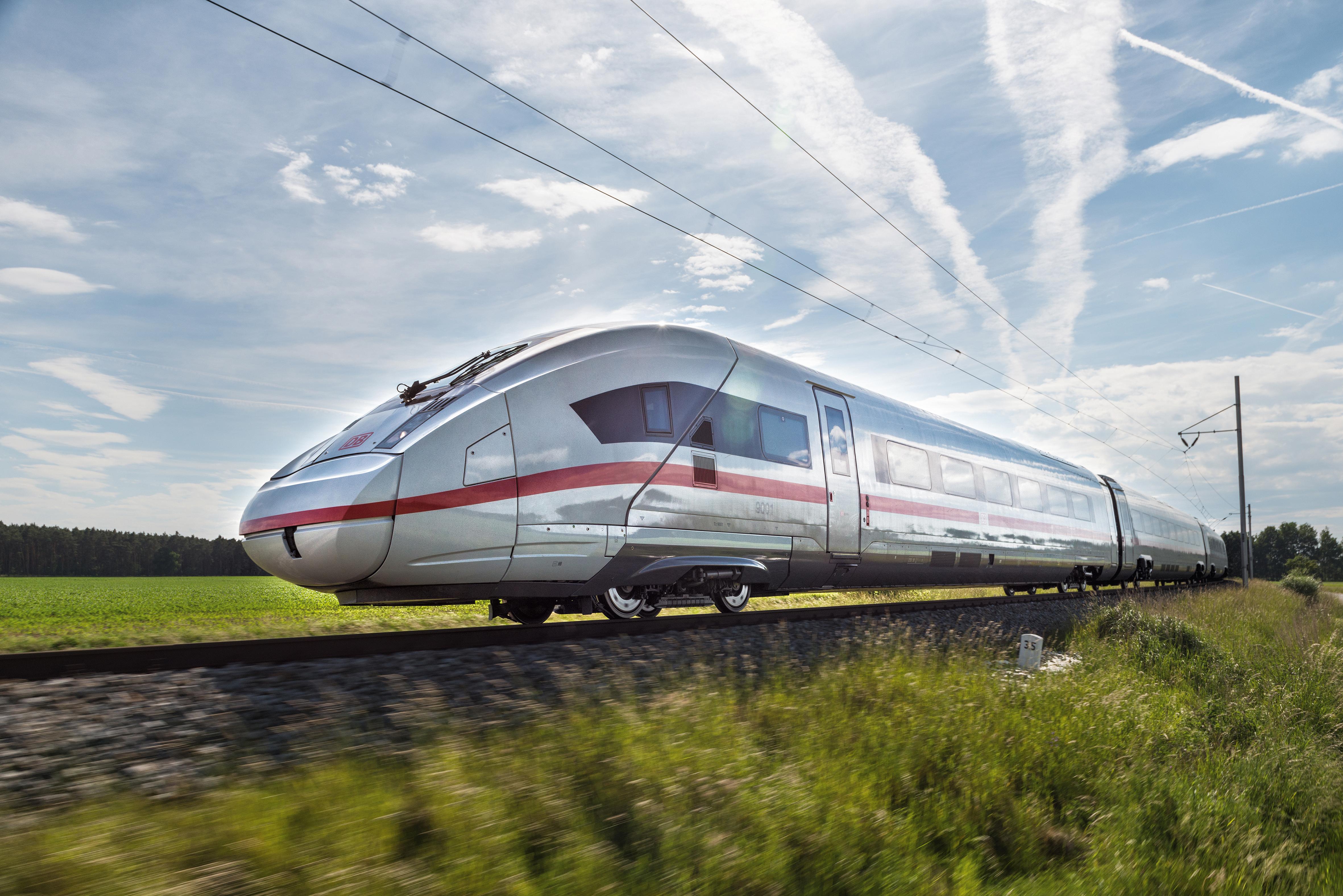 Az ICE 4 megkapta az ETCS jóváhagyást Németországban