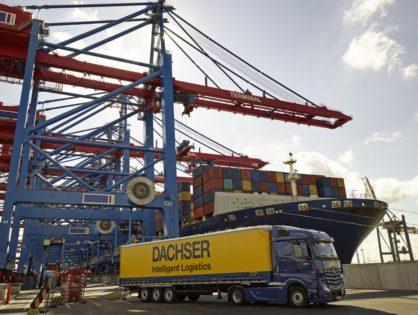 Kínai újév a logisztikában