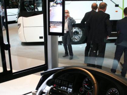 Autóbuszos újdonságok Hannoverből