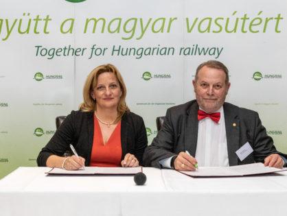 Cél a vasúti árufuvarozás bővítése