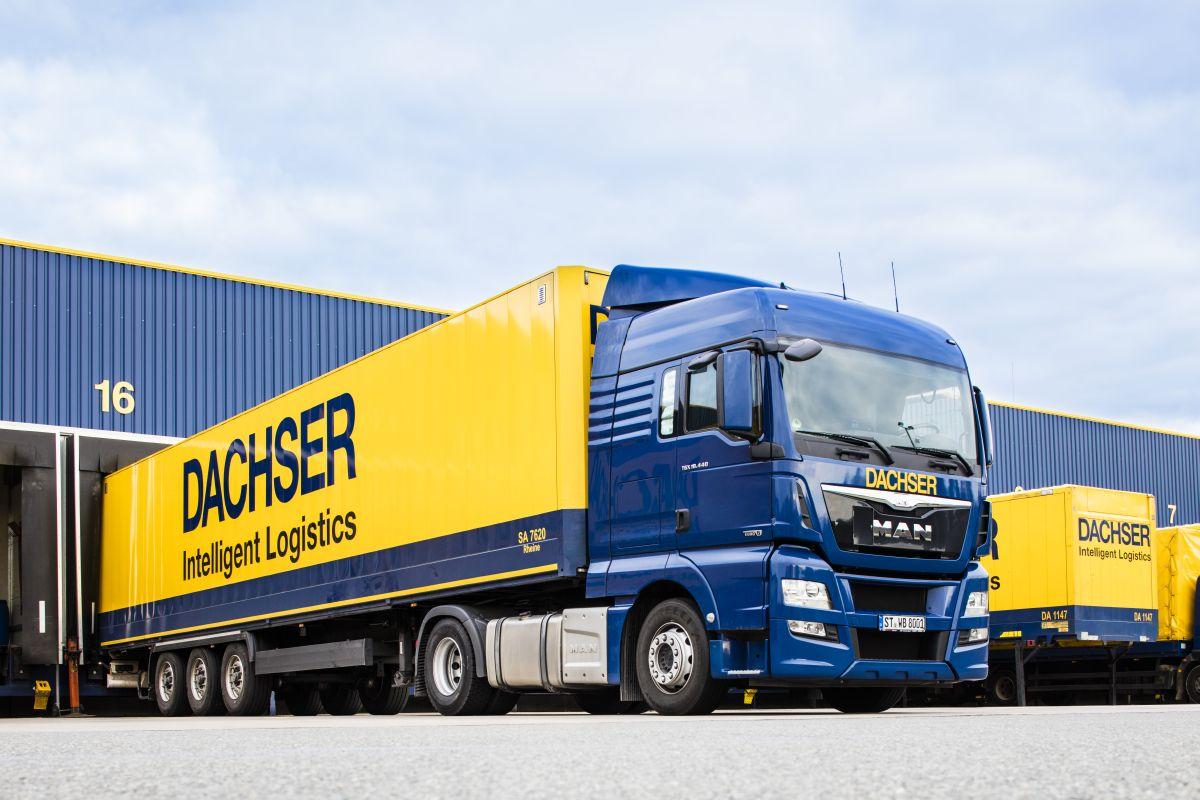 A Dachsert választották az egyik legsikeresebb német logisztikai márkának