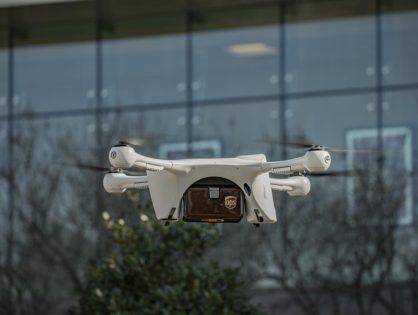 A UPS drónokkal szállít orvosi mintákat az USA-ban