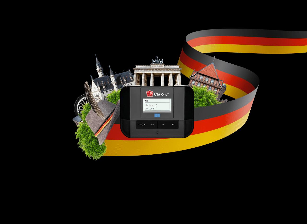 A német úthálózat is bekerült az UTA One egységes útdíjelszámolási rendszerébe