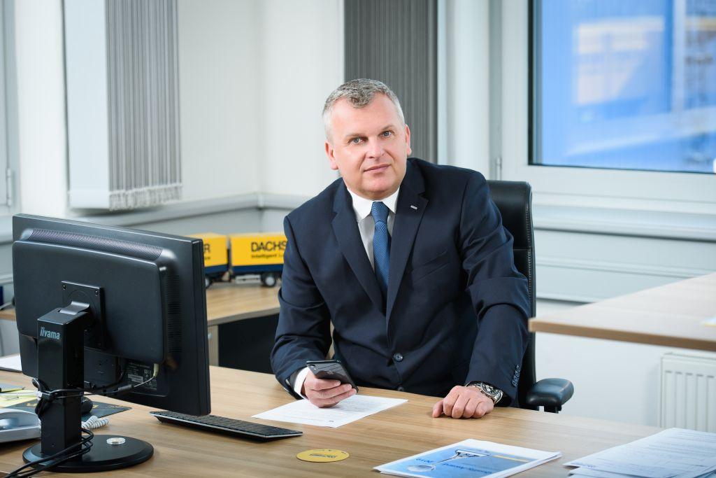 A nagyvállalattá fejlődés útján – interjú Roman Stolicnyvel, a LIEGL&DACHSER vezérigazgatójával