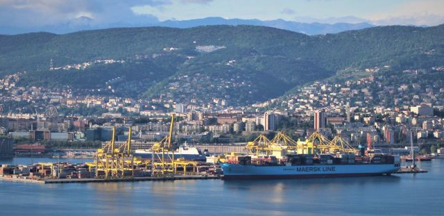 Trieste Marine Terminal: új forgalmi rekord 2019 I. fél évében