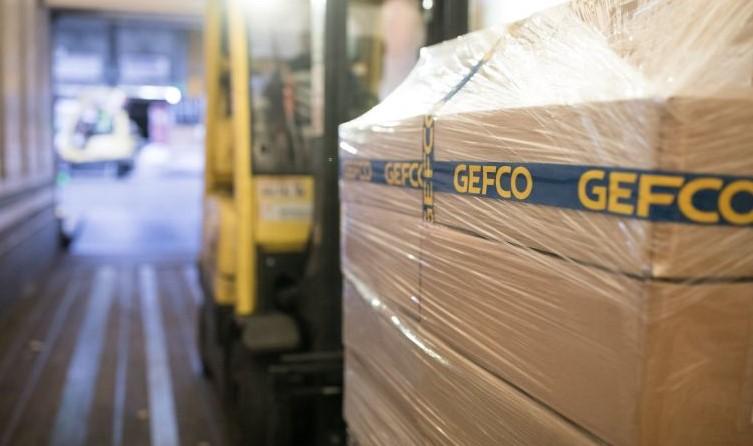A GEFCO újrafelhasználható konténereiben szállítják az Airbus repülőgép-alkatrészeit
