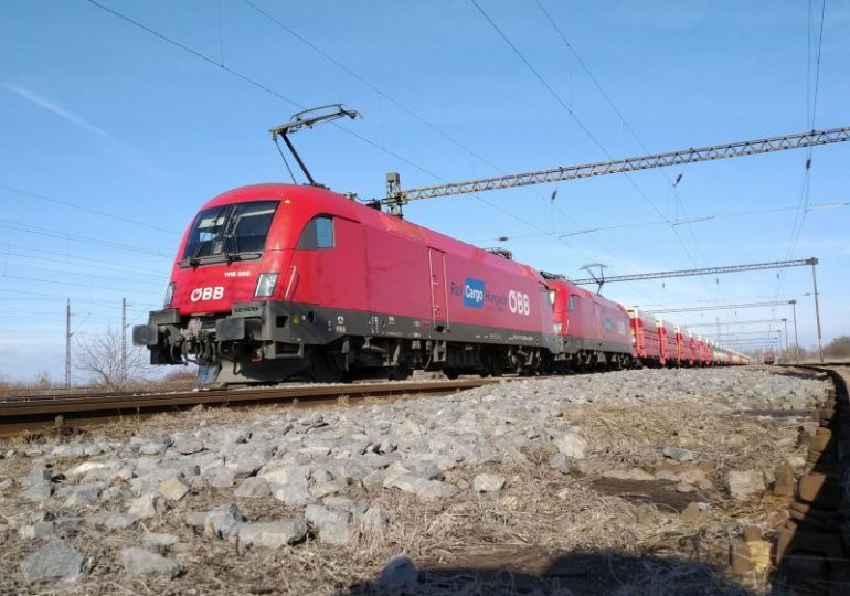 Rail Cargo Hungaria: nagyobb mozdonyflotta és tovább digitalizált folyamatok