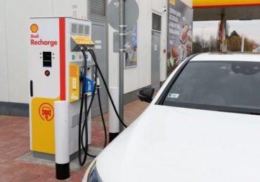 Bemutatták Közép- és Kelet-Európában az első Shell-IONITY gyorstöltőt