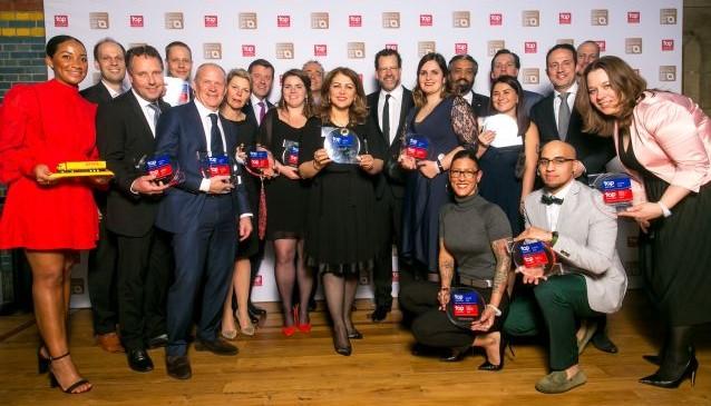 A DHL Express világszerte a legtöbbet jutalmazott munkáltató