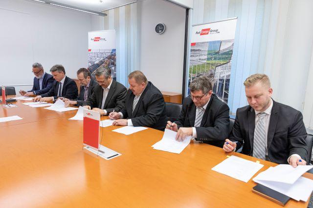Két évre szóló megállapodás a fémhulladék vasúti fuvarozásáról