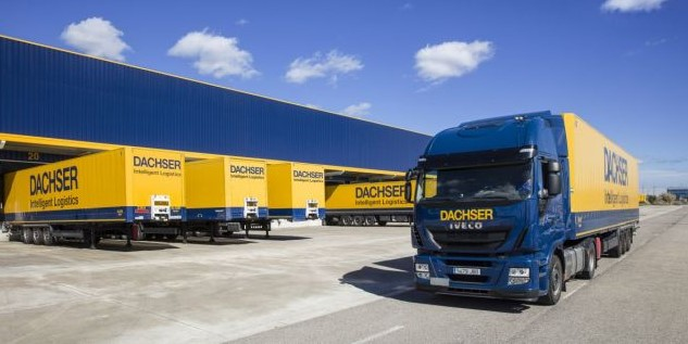 Megbízható működésről biztosítja partnereit a Dachser