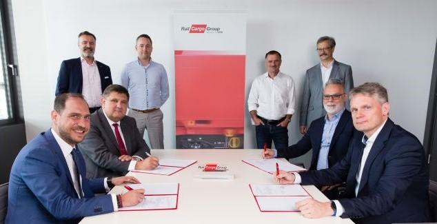 RCL – HU, VTG Rail Logistics Hellas: meghosszabbították az együttműködést