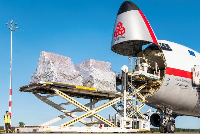 A magyar és kelet-közép-európai légi áruszállítás szolgálatában