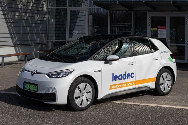 A Leadec Kft. támogatja az Audi Hungaria Zrt. fenntarthatósági céljait