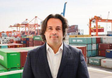 Szárnyaló magyar konténerforgalom a rijekai terminálon – interjú Emmanuel Papagiannakisszal, az Adriatic Gate Container Terminal vezérigazgatójával