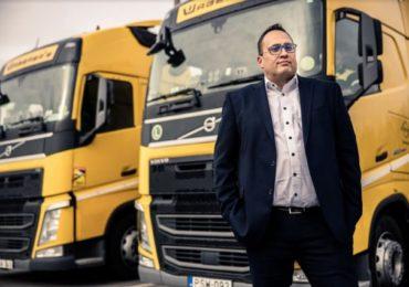 12 milliárd forintos rekordberuházással fejleszti gépjárműflottáját a Waberer's