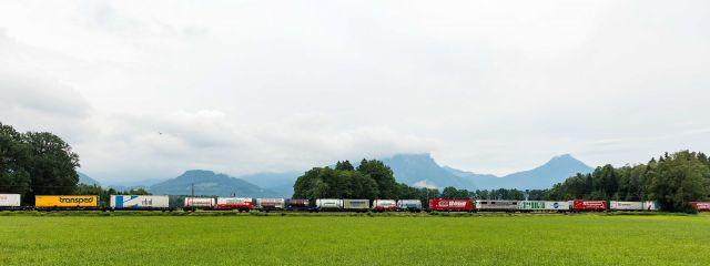 Növelnék Németországban a vasút szerepét a kombinált áruszállításban