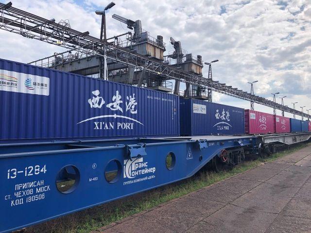 A Rail Cargo Operator és a Rail Cargo Hungaria magyar exportvonatokat indít Kínába